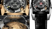 CYRUS Klepcys Only Watch 2011 edition features a copy of a 2,500-year-old coin