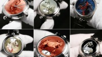 Arabian Horses timepiece collection from Angular Momentum gallops into time