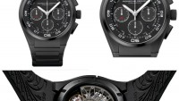 Porsche Design's P6620 watch with inspirations of dashboards of sports cars