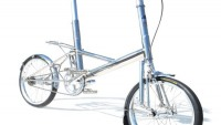 Relive the 60's nostalgia through the limited edition Moulton 60 cycle