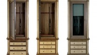The Linley Gun Cabinet will keep your guns safe