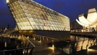 Louis Vuitton Island Maison at Marina Bay Sands, Singapore is a shopper's paradise