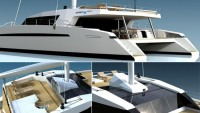Sunreef Yachts launches the Sunreef 75 sailing catamaran for fast cruisers