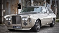 "The ""Lady of Luxury"" Champagne & DJ Rolls-Royce is for sale at $328,000"