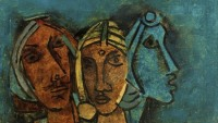 MF Husain's paintings set to be the stars of Art Dubai fair