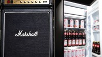 Marshall Amp Fridge is meant for the cool audiophiles