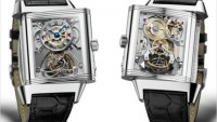 Jaeger-LeCoultre Reverso Gyrotourbillon 2 on auction block at Antiquorum