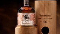 Bunnahabhain Distillery Discovers Rare 40 YO Islay Single Malt
