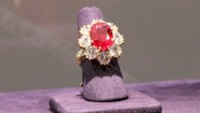 Ruby and diamond ring by Van Cleef and Arpels