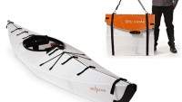 Origami-Inspired Oru Kayak Folds Into Compact Carrying Case