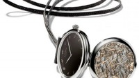 Hermes Arceau Volutes Pocket Watch is all about traditional craftsmanship