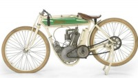 Steve McQueen Indian motorcycle estimated to fetch $43,000 at auction
