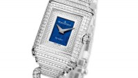 Reverso Cordonnet Duetto Timepiece by Jaeger-LeCoultre boasts of 1,250 diamonds on itself