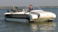Fast Track Amphibious Vehicle Runs Into Production