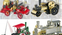 Enter the Wilesco World of Steam Engines