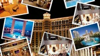 The most expensive Las Vegas hotel rooms
