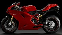 Ducati shows its 2011 Superbike Range at Cologne's Intermot Show
