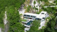 Luxury Getaways: Villa Amanzi, the villa that grows out from the rock