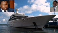 President's son from an oil-rich poor country orders $400 million luxury yacht
