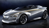 Jet-inspired Chevy Mi-ray concept pays tribute to brand's sports car heritage