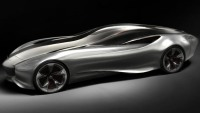 Mercedes-Benz Aria Concept electric luxury car for 2030