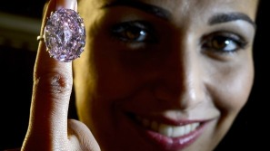 The most expensive diamond ever sold goes for $83.2 million