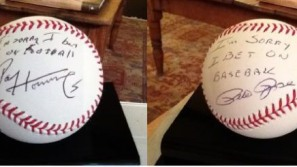 Would you spend $100,000 on a baseball?