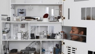 MiPad: New Contemporary Designer Doll's House