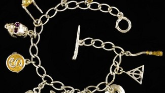 JK Rowling's charm bracelet expected to fetch $33, 000 in auction