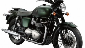 Steve McQueen Edition Triumph Bonneville bike to go on sale in 2012