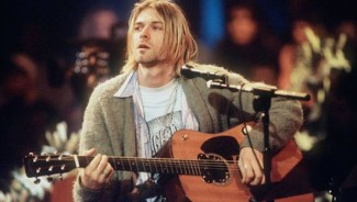 Kurt Cobain's Smashed Nirvana guitar from Smells Like Teen Spirit' is up for grabs