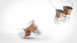 Meze 11 Deco wood earphones