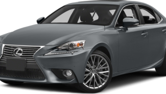 The 2014 Lexus I.S. Decoded