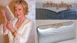 Diamond studded Cleopatra Clutches unveiled on Red Carpet
