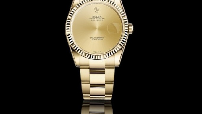 The Proposal of the Rolex Oyster Perpetual Timeless