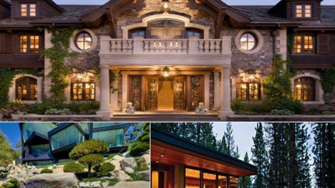 Most expensive vacation homes near Lake Tahoe