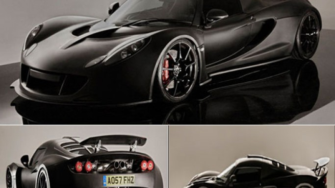 2013 Hennessey Venom GT Spyder to sell for $1.1 million