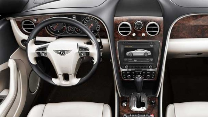 Stunning coupe interiors