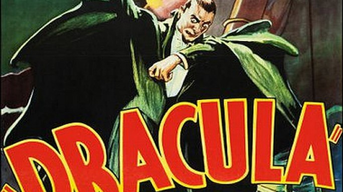 Rare 1931 Dracula movie poster sells for $143,400