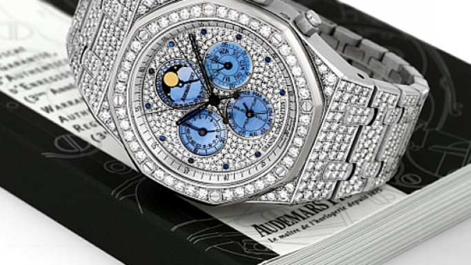 Limited edition Audemars Piguet Royal Oak watches