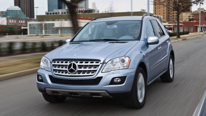 Mercedes-Benz ML450 Hybrid
