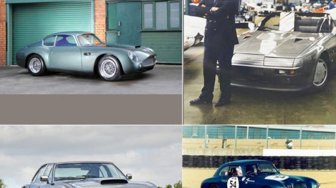 Bonhams offers Historic Aston Martin cars for sale