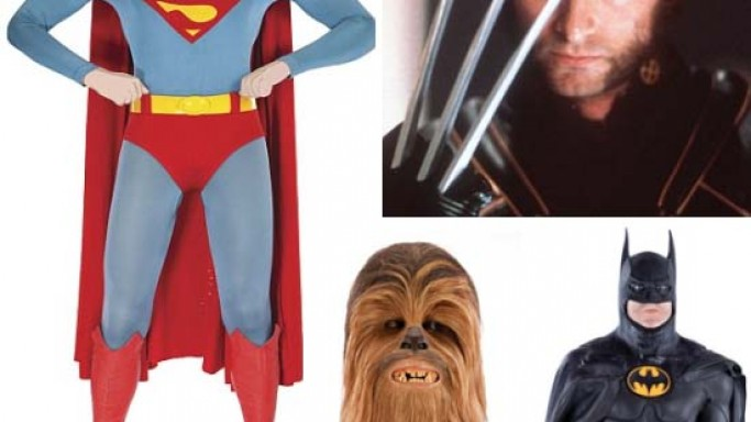 Hollywood's props and costumes from the most recognizable characters on sale