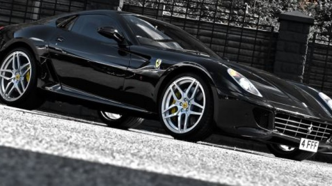 A.Kahn Ferrari 599 GTB Fiorano is all about personalization
