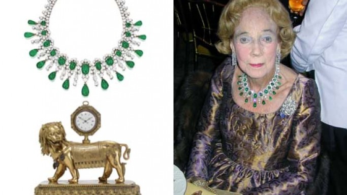 Cherished remainders of philanthropist Brooke Astor's luxe life on sale for charity