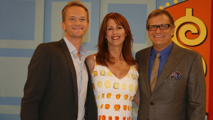 Neil Patrick Harris attends the Noreen Fraser Foundation event with many celebrities.