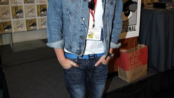 Popular American singer cum actor Jesse McCartney was spotted at The Grove shopping Mall in Los Angeles.