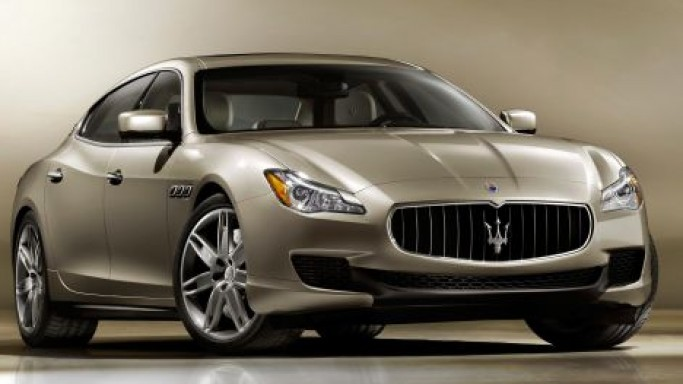 2013 Maserati Quattroporte comes with All-New Next Generation Powertrain