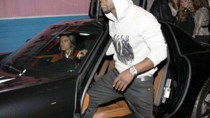 Kevin Hart drives Mercedes-Benz SLS