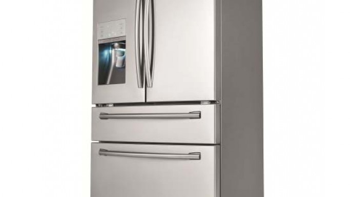 Samsung and SodaStream Announce the First-Ever Four-Door Refrigerator with Sparkling Water Dispenser